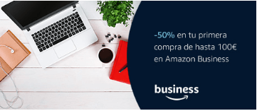 Promoción Limitada Amazon Bussiness